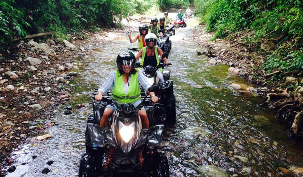 4-Wheeler Adventure Tour