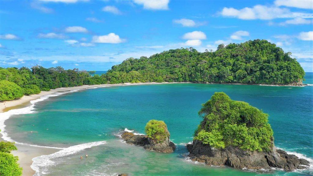 Manuel Antonio National Park beach