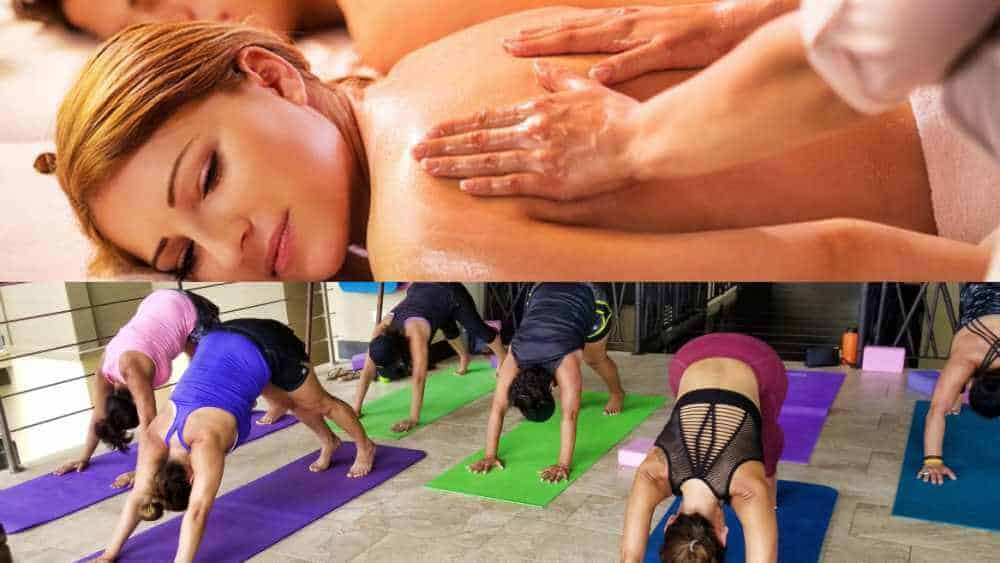 Yoga & massage in Manuel Antonio