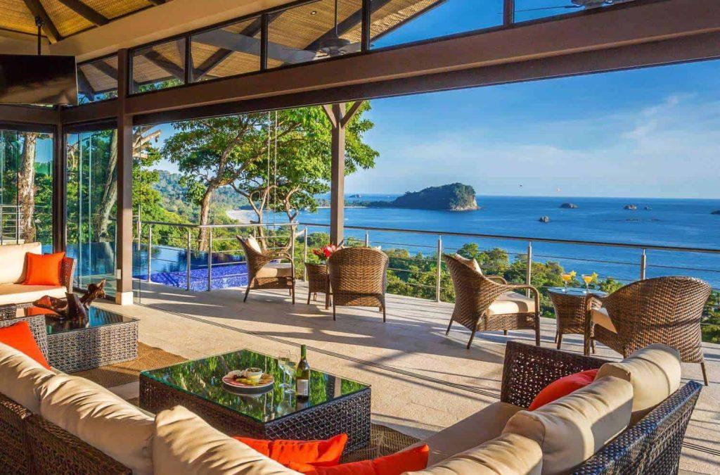 luxury villa in costa rica