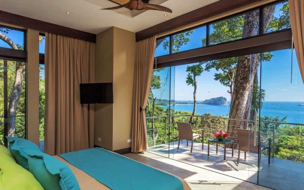 best ocean view in costa rica