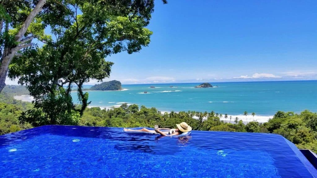 vacation rentals in manuel antonio costa rica