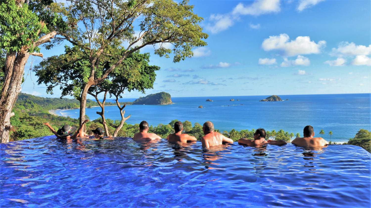 luxury villa in Manuel Antonio