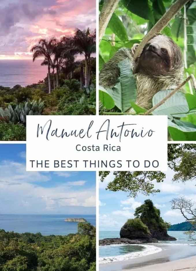 Manuel Antonio Costa Rica things to do